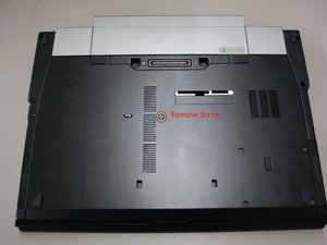 Dell Latitude E6500 Teardown