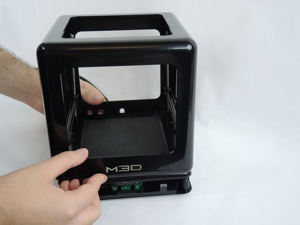M3D Micro Frame Removal