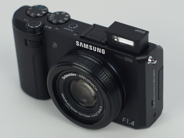 Samsung EX2F Repair