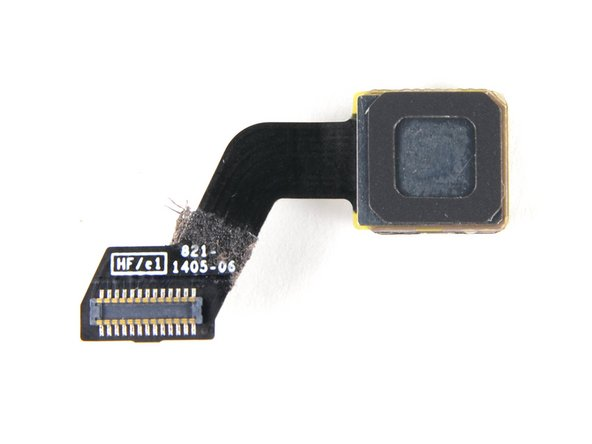 The rear-facing camera records HD (1080p) video at up to 30 frames per second with audio.