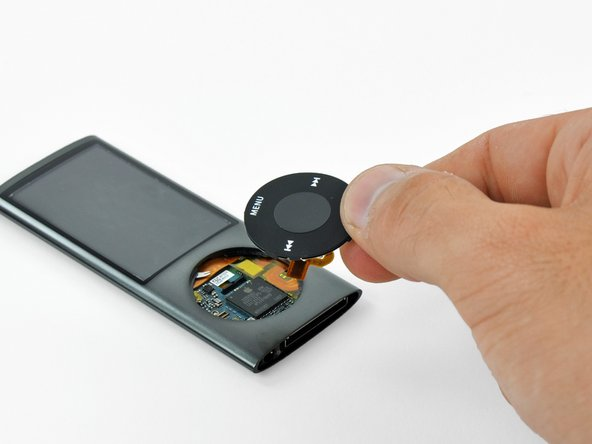 iPod Nano 5. Generation Click Wheel tauschen
