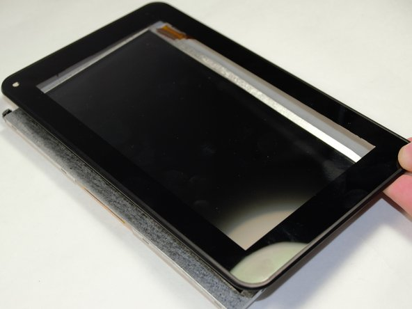 Remove Digitizer Panel from the front panel.
