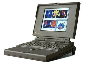 PowerBook 180c 수리