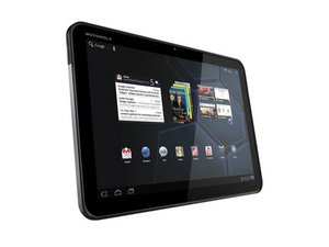 Motorola Xoom Troubleshooting