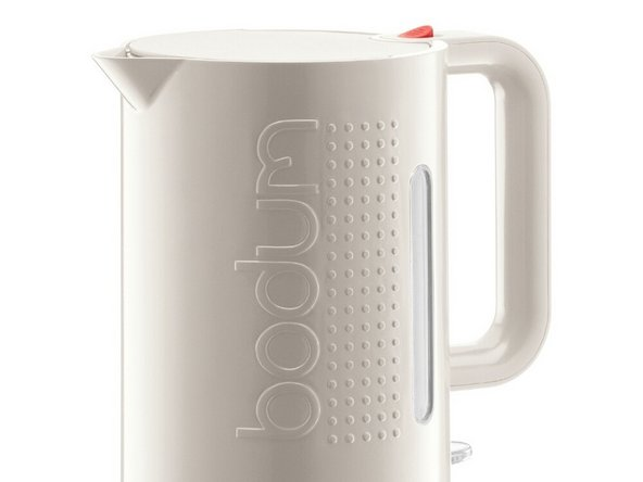 How to disassemble a Bodum water kettle model no. 11138