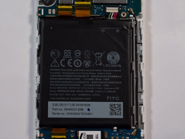 HTC OPM9200 Battery Replacement