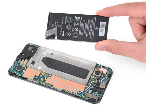 Google Pixel 4a Battery Replacement