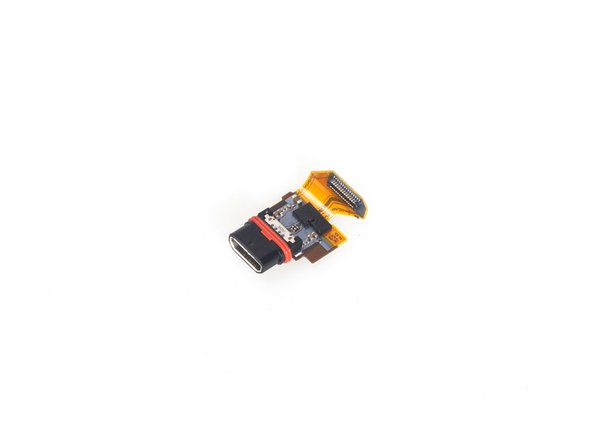 Sony Xperia Z5 Charging Port Flex Replacement