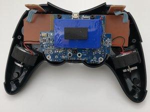 Beboncool Nintendo Switch Gamepad Disassembly