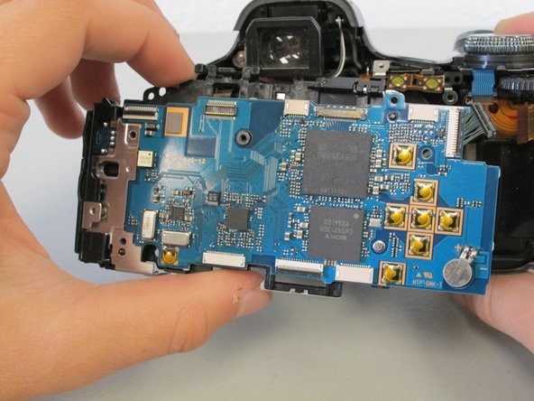Sony Cyber-shot DSC-HX1 Motherboard Replacement