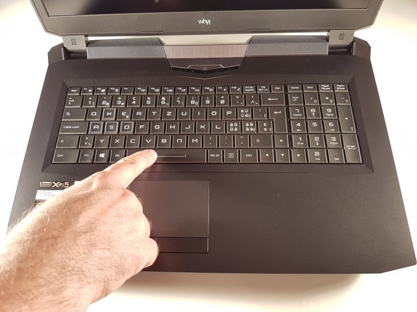 P775DM3 Tastatur