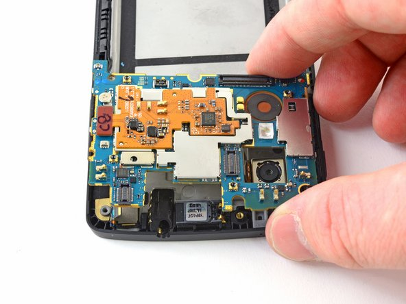 Nexus 5 Motherboard Replacement