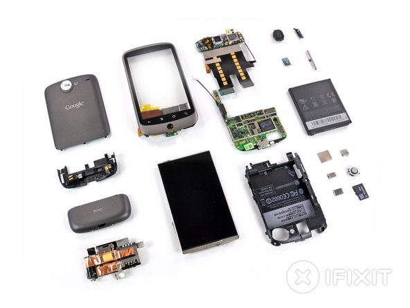 Google Nexus One teardown