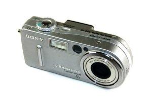 Sony Cyber-shot DSC-P9 Troubleshooting