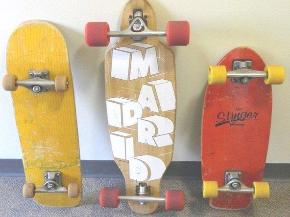 Skateboard Repair Ifixit