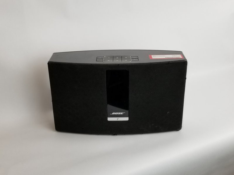 My speaker got wet, what should I do? - Bose SoundTouch 20