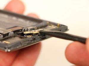 Micro USB 口