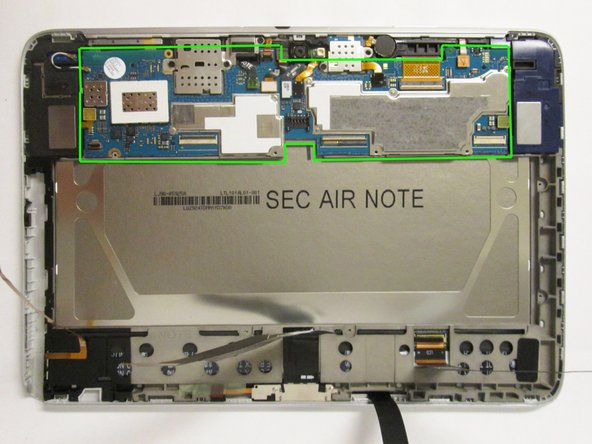 Image 1/3: Please place the motherboard in a static-free area or in anti-static bags.