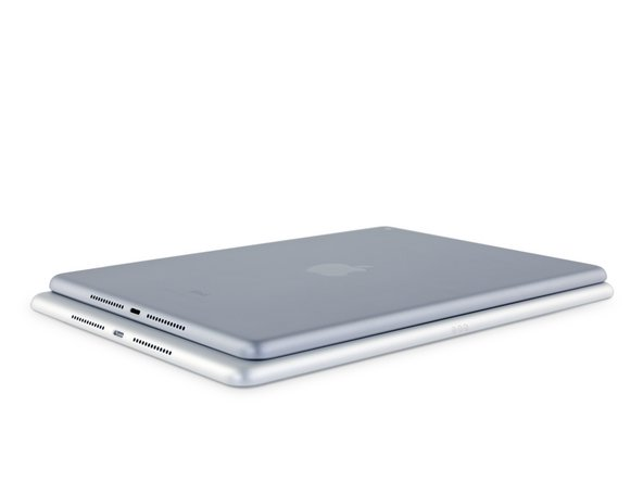 "No bezel-shrinking magic here—this 10.2"" iPad is just flat-out bigger than last year's 9.7"" iPad."