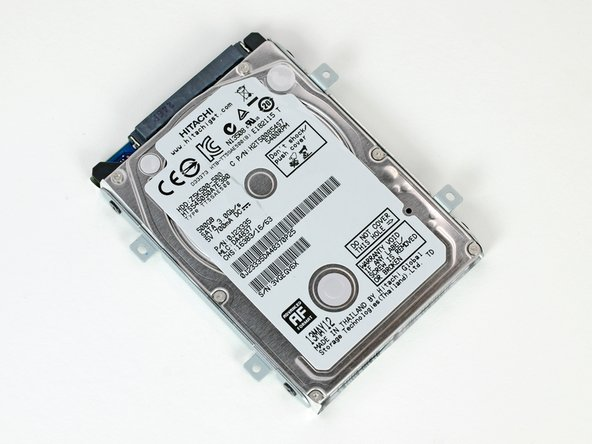 Image 2/2: Let's see how this hard drive measures up to other high profile Ultrabooks.