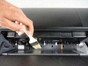 How to clean the Epson Stylus Photo 1400