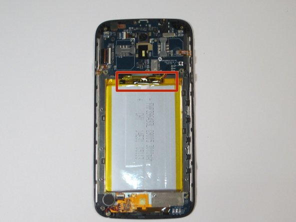 With your back panel and battery housing removed you can proceed to replacing your battery.