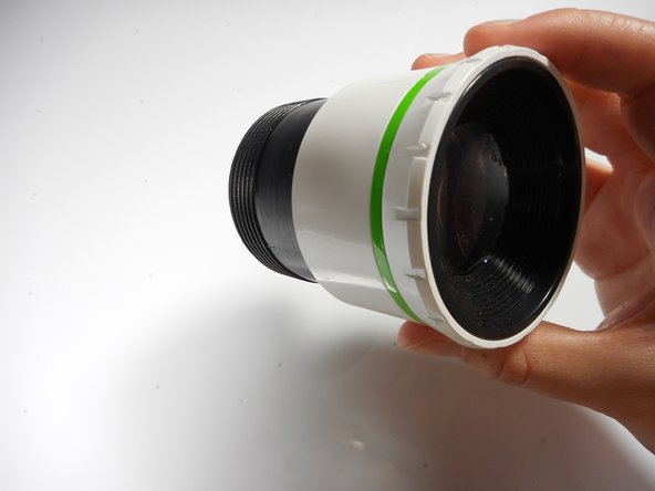 This should release the outer lens and it's immediate casing.