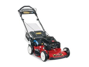 Toro Super Recycler Lawnmower 20382 - Rev A