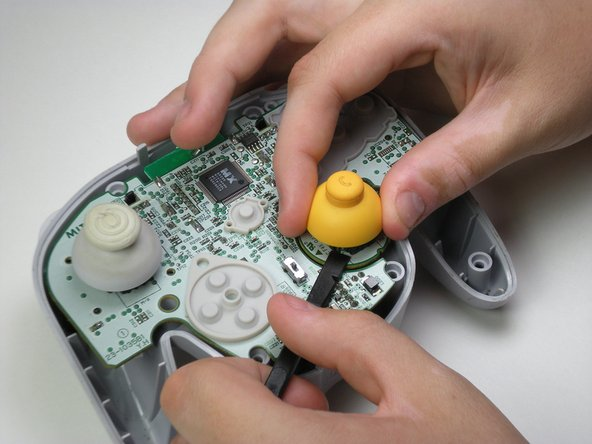 Nintendo WaveBird Wireless Controller C-Stick Replacement