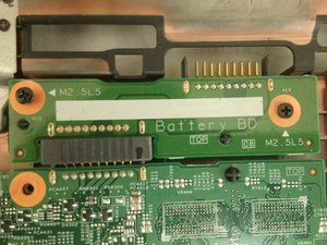 Battery-Connector Board