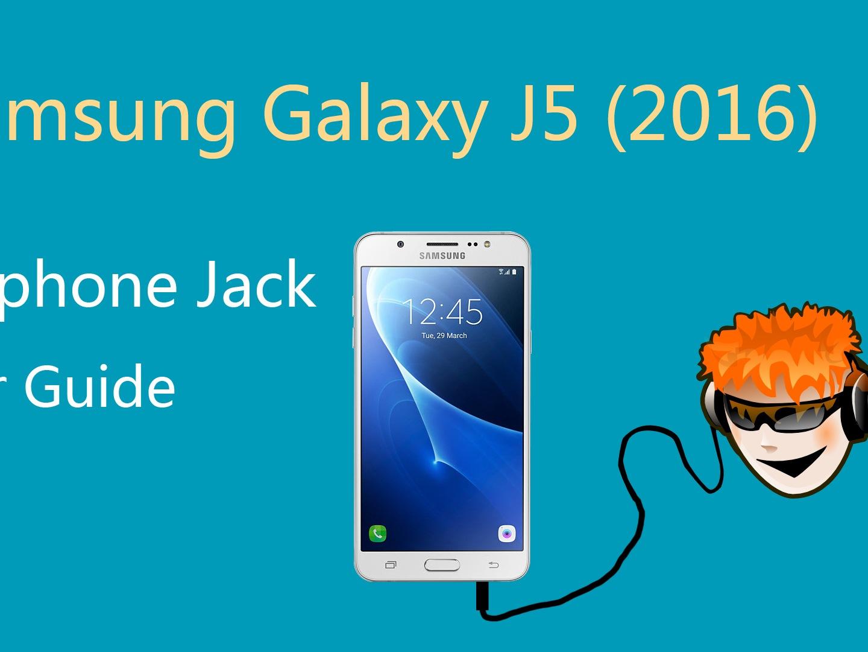 Samsung Galaxy J5 (2016) Repair - iFixit