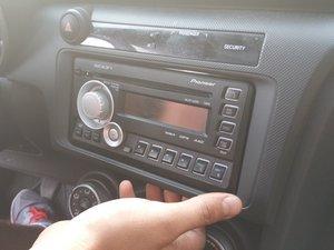 Radio Head Unit