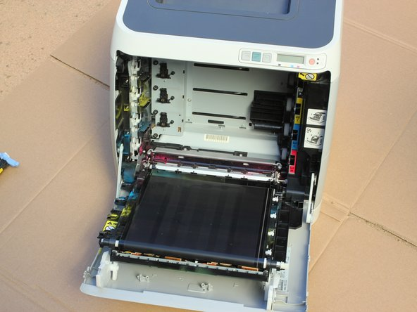 How to fix HP Color LaserJet 2600n Fading Color - iFixit