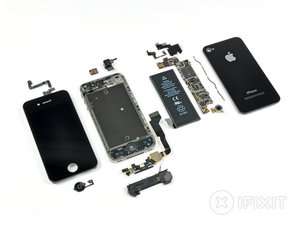 iPhone 4 Verizon Teardown