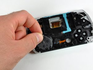 PSP Go Gamepad Buttons Replacement