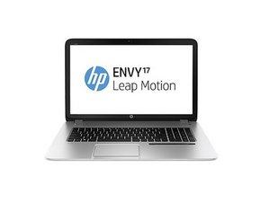 HP Envy 17 Leap Motion SE Repair