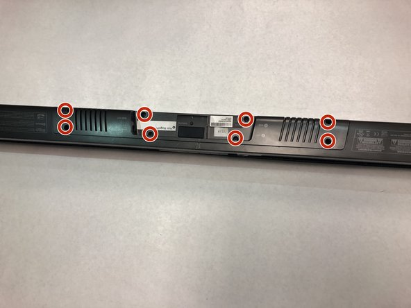 Polk MagniFi Soundbar Motherboard Replacement