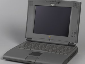 Apple Powerbook 540c Disassembly