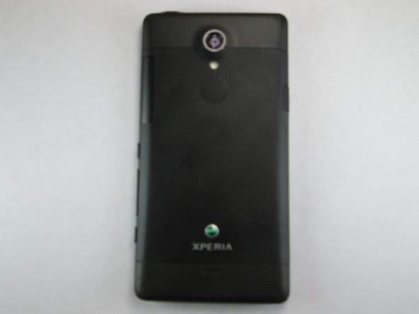 Sony Xperia TL Back Panel Replacement