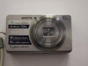 Sony Cyber-shot DSC-W690 Repair