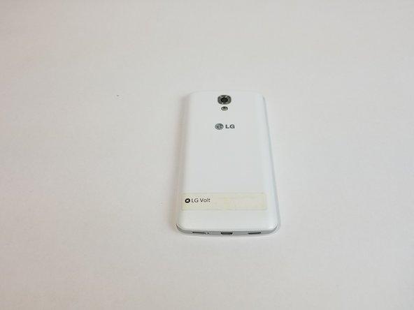 LG Volt Screen Replacement