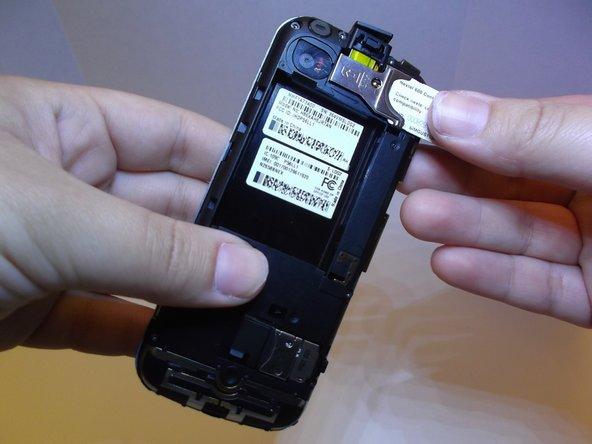Motorola i886 Slide-out Keyboard Replacement