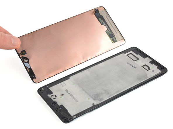 Samsung Galaxy M51 Screen Replacement