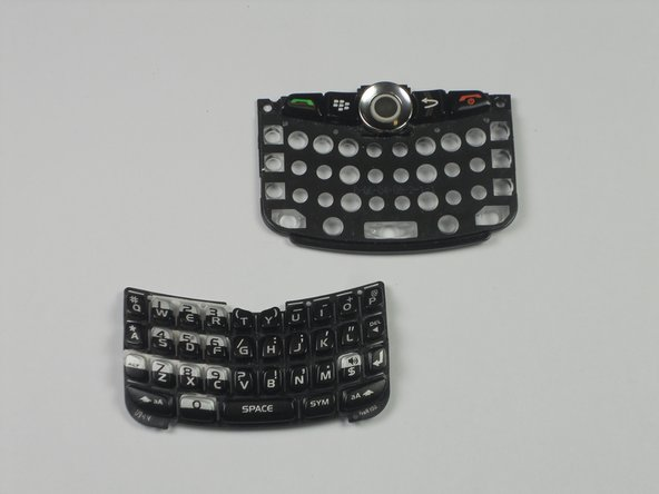 Blackberry Curve 8330 Keyboard Replacement