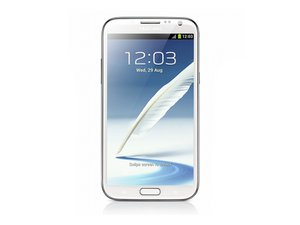 Samsung Galaxy Note II 수리