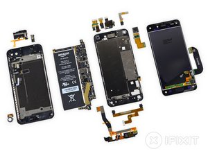 Amazon Fire Phone Teardown