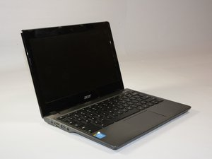 Acer Chromebook C720-2848 Repair
