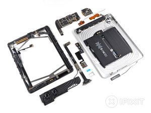 iPad 3G Teardown