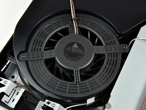 Image 1/2: This is a brushless DC motor, which is fairly standard for fans in devices like this. Brushless motors are quieter than more traditional fans, but require fine computer control to function. It is not a maglev fan like Apple is known to use, however.