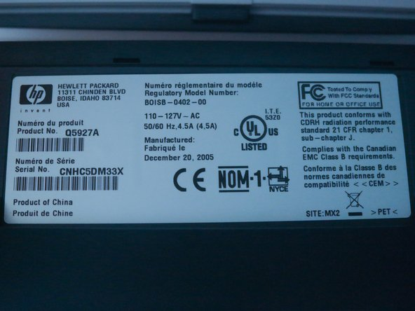Image 3/3: Also, check out the [https://www.ifixit.com/Device/HP_LaserJet_1160_or_1320|complete repair guide] for this printer!
